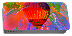 Portable Battery Charger featuring the photograph Dreaming Across The Sky by Jeff Swan