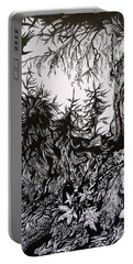 Dreaming Alaska.part One Portable Battery Charger by Anna  Duyunova