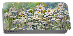 Dreaming Daisies Portable Battery Charger