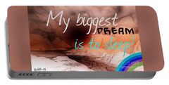 Dreaming  Portable Battery Charger