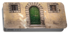 Dreaming Of Cortona Portable Battery Charger