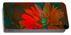 Portable Battery Charger featuring the photograph Dreaming Of Flowers by Jeff Swan