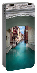 Dreaming Of Venice Portable Battery Charger