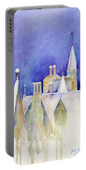 Dreaming Spires Portable Battery Charger
