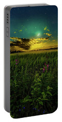 Portable Battery Charger featuring the photograph Dreamland by Rose-Marie Karlsen