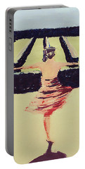 Dreams Of A Dancer Portable Battery Charger