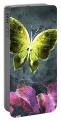Dreams Of Butterflies Portable Battery Charger
