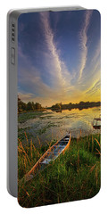 Dreams Of Dusk Portable Battery Charger