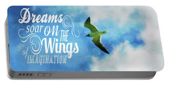 Dreams On Wings Portable Battery Charger