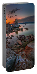 Portable Battery Charger featuring the photograph Dreamscape by Tim Bryan