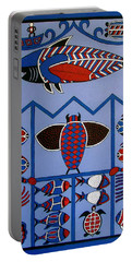 Dreamtime Portable Battery Charger by Stephanie Moore