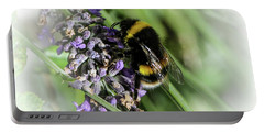 Dreamy Bumble Bee Portable Battery Charger