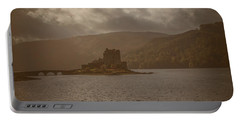 Portable Battery Charger featuring the photograph Dreamy Castle #g8 by Leif Sohlman