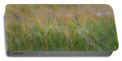 Dreamy Meadow Portable Battery Charger