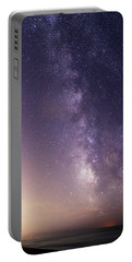Dreamy Milky Way Portable Battery Charger