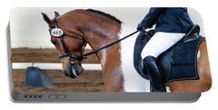 Dressage Show Horse Portable Battery Charger