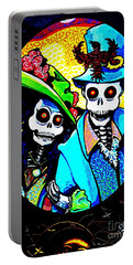 Dressed To Kill Portable Battery Charger