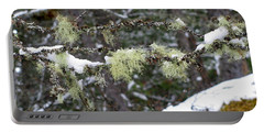 Dressy Branches Portable Battery Charger