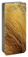 Dried Grass Portable Battery Charger