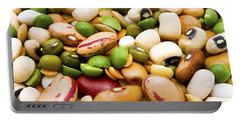 Dried Legumes And Cereals Portable Battery Charger