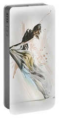 Drift Contemporary Dance Portable Battery Charger