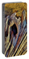 Driftwood Aglow Portable Battery Charger
