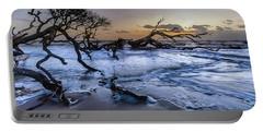 Driftwood Beach 3 Portable Battery Charger
