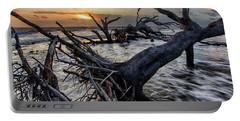 Driftwood Beach 4 Portable Battery Charger