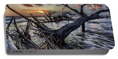 Driftwood Beach 5 Portable Battery Charger