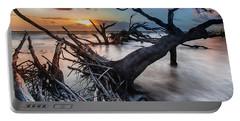 Driftwood Beach 6 Portable Battery Charger