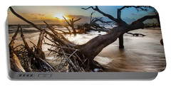 Driftwood Beach 7 Portable Battery Charger