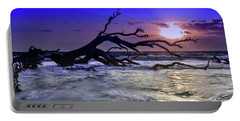 Driftwood Beach 9 Portable Battery Charger