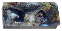 Driftwood Swirls Portable Battery Charger