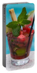 Drink 27 Portable Battery Charger by Michael Fryd