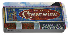 Drink Cheerwine Portable Battery Charger