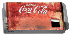 Drink Ice Cold Coca Cola Portable Battery Charger