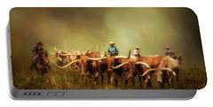 Driving The Herd Portable Battery Charger