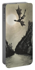 Drogon's Lair Portable Battery Charger