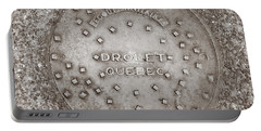 Drolet Quebec Portable Battery Charger