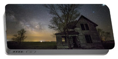 Drops Of Jupiter  Portable Battery Charger by Aaron J Groen
