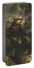 Drowned Tasmanian Possum Portable Battery Charger