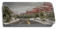 Boynton Canyon Road Portable Battery Charger