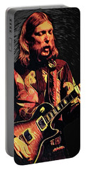 Duane Allman Portable Battery Charger