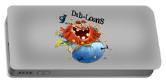 Dub-loons Portable Battery Charger by Andy Catling