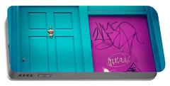 Dublin, Ireland Door Portable Battery Charger