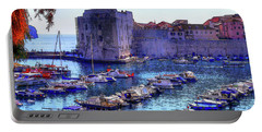 Dubrovnik Harbour Portable Battery Charger