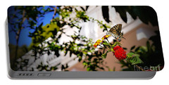 Dubrovniks Butterfly Portable Battery Charger