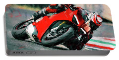 Ducati Panigale V4 - 01 Portable Battery Charger