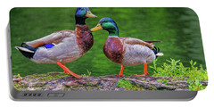 Duck Buddies Portable Battery Charger