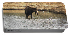 Ducks - Moose Rollinsville Co Portable Battery Charger